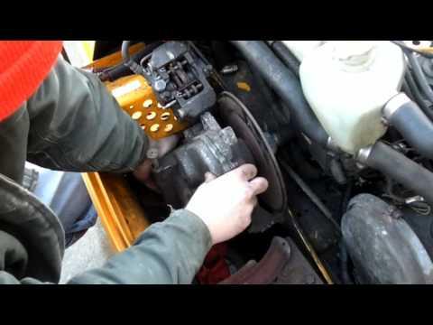 Ski-Doo MXZ 670 Brake Job (Chaincase and Jackshaft removal)