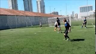 Falso 9 vs Resaca F.C. - Copa Palermo