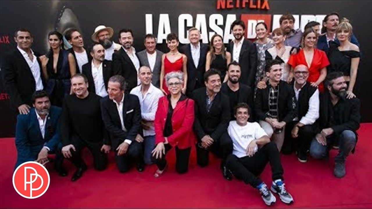 Haus Des Geldes Cast Staffel 4