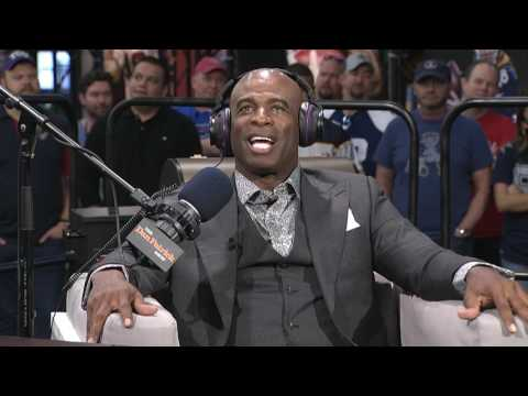 How Deion Sanders Got Slapped Around by Peyton Manning