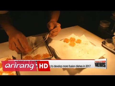 Fusion dishes bring Korean food wave to Singapore