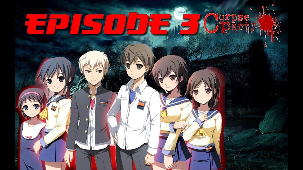 Corpse party anime online