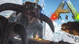 Ark EXTINCTION! NEW  Monsters, Dinosaurs, Map & More! - Ark Survival Evolved Extinction DLC