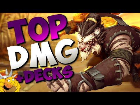 Paladins Pro | TOP DAMAGE  TIBERIUS + DECKS