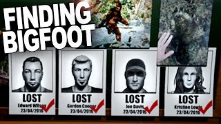 Finding Bigfoot - CAPTURING BIGFOOT IN HIS CAVE, ALL MISSING PEOPLE FOUND - Finding Bigfoot Gameplay
