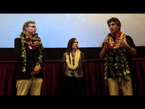 """The Descendants"" Q&A at HIFF"