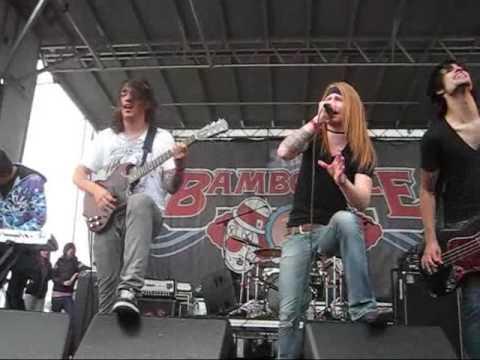 A Skylit Drive LIVE @ 2008 Bamboozle NJ [Full Show Part I]