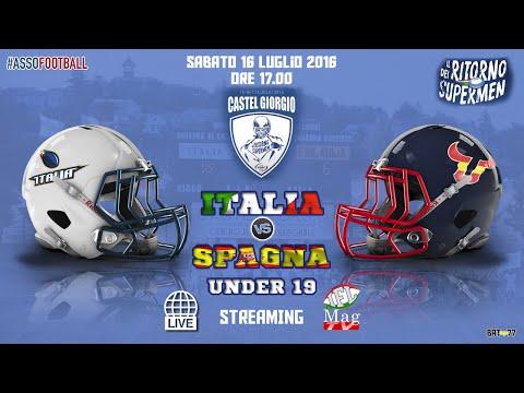 Italia U19 vs Spagna U19