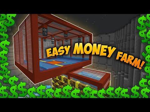 AUTO AFK EMERALD FARM | Minecraft Skyblock