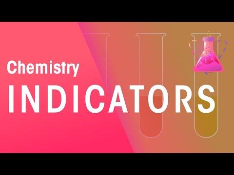 Indicators | Chemical Tests | Chemistry | FuseSchool
