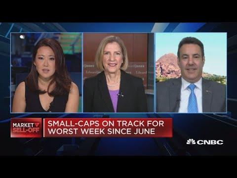 Investors agree market sell-off is short-term