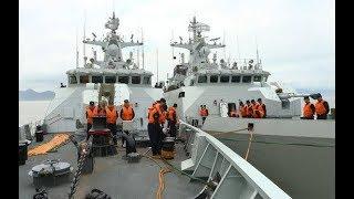 美国已经被逼疯 中国造船厂平均6周下水一艘新军舰 thumbnail