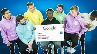 Download SIDEMEN ANSWER THE MOST SEARCHED GOOGLE QUESTIONS Mp3 and Videos