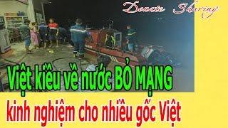 Việt kiều về nước B.Ỏ M.Ạ.NG, kinh nghiệm cho nhiều gốc Việt
