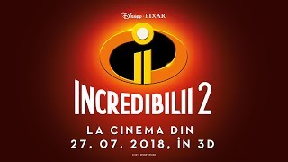 Incredibilii 2 (Incredibles 2) - Full online A - Subtitrat - 2018 Poster