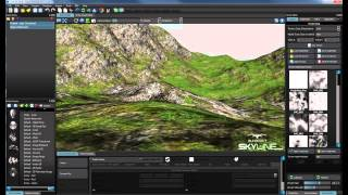 Tutorial 01: Making a Terrain for the Skyline Game Engine (OUT OF DATE)