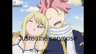 "[OS]-Fairy tail-""Juste une serveuse"" NaLu"