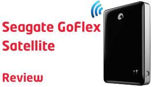 Seagate GoFlex Satellite Review