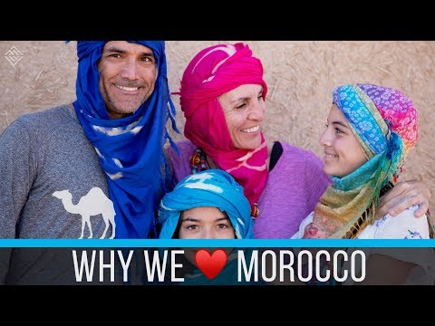 IS MOROCCO 🇲🇦OUR FAVORITE COUNTRY? - Episode 60