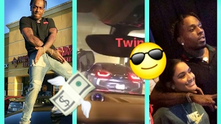 Sauce Walka Checks His Girls Attitude Then Goes Crazy at Dave & Busters!