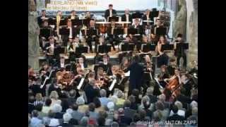 Mein Vaterland, B. Smetana, No.2 Vltava - Die Moldau (Dirigent Anton Zapf)