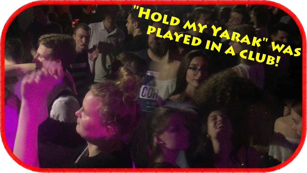 """DJ spielte """"Hold my Yarak"""" von Yarakstyle91 feat. DaldaşaX in einem Club in München!"""