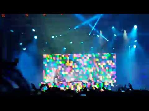 The Chainsmokers Live in Doha- Until You Were Gone