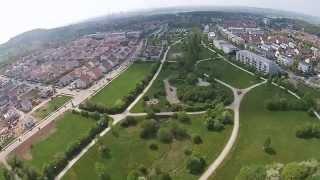 Neckarsulm , amorbach park ...