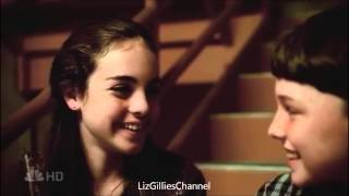 "Liz Gillies on ""The Black Donnellys"" 2007 (as young Jenny)"