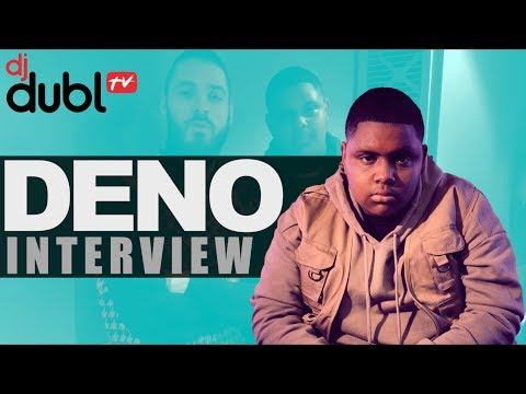 Deno Interview - Unreleased song with Cadet, does he get nervous on stage, Soulja Boy & more!