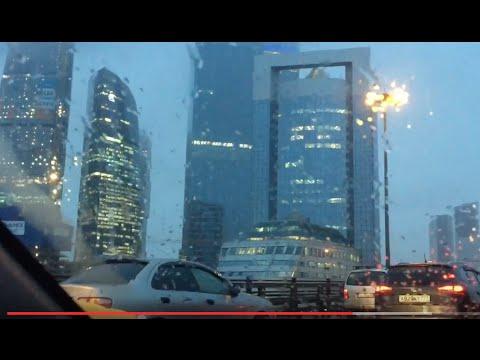 Пятница в Москве ; утренняя гимнастика, порш, собака, пробка, лайф