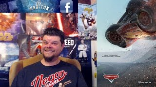 Cars 3 Trailer Lighting Strikes Extended Look Reaction Review