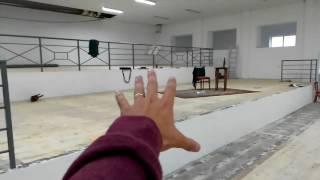 Videoprohlídka Divadla Mír - stavební práce
