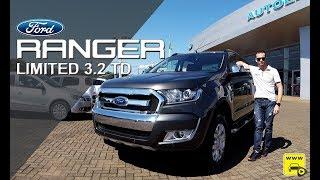 Ford Ranger Limited 3.2L Turbo Diesel em Detalhes