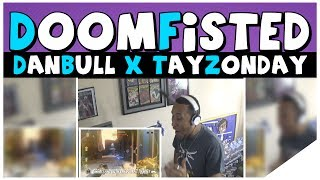 He Got Fisted! | Reacting To Doomfist Rap - Overwatch Song By Dan Bull & Tay Zonday