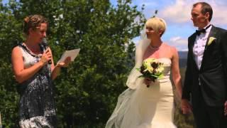 Joe & Charlie's Wedding Reception at MONA, Hobart, Tasmania