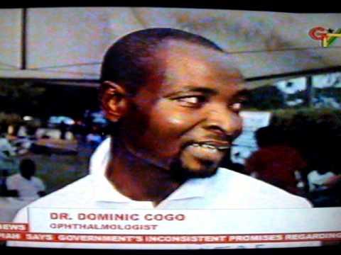 Freedom Aid Ghana Screens Drivers In Accra, Ghana