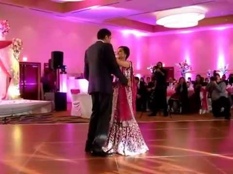 Noel And Munita Afghan Hindu Wedding Reception - Virginia - U.S.A.