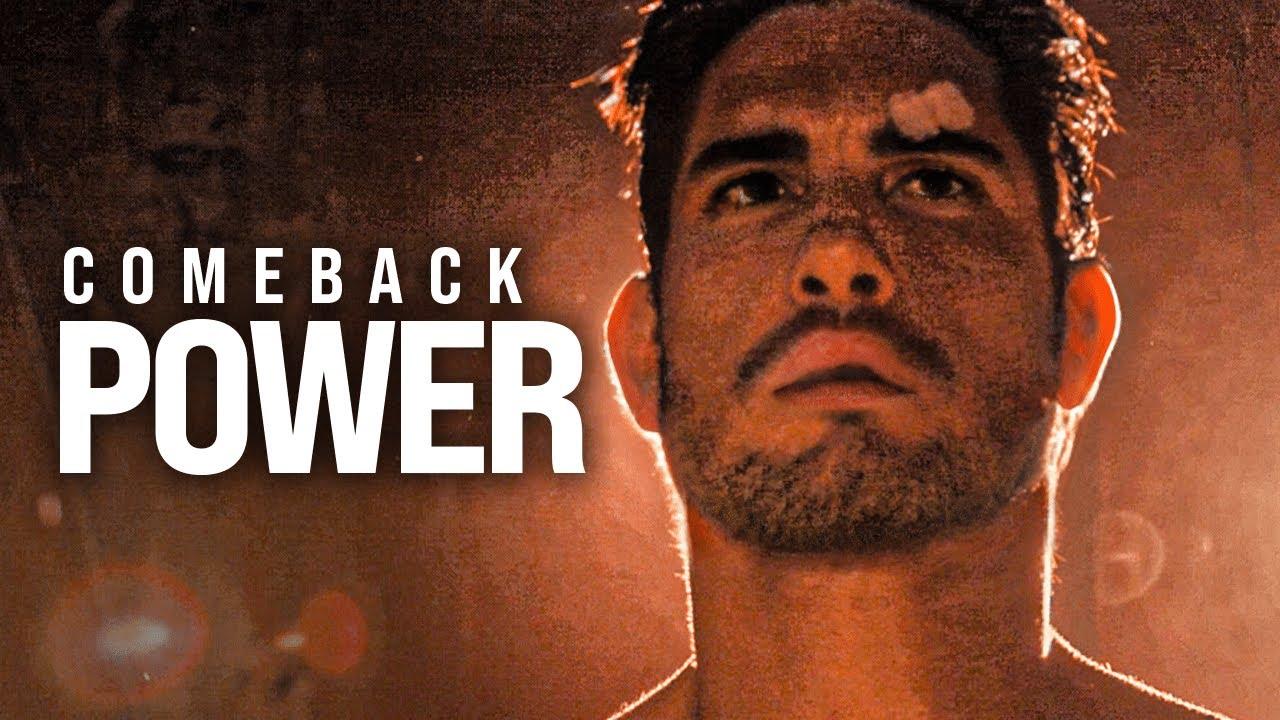 COMEBACK POWER - Best Motivational Speech Video (Featuring Brian M. Bullock)