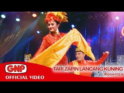 Tari Zapin Lancang Kuning - Kosentra (Tari Klasik Sumatera - Indonesia)