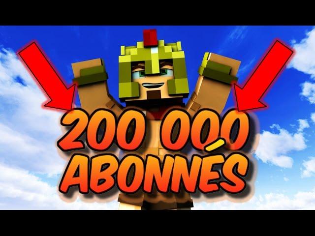 ÉNORME CACHE CACHE SUR MINECRAFT ET HUNGER GAMES SPÉCIAL 200 000 ABONNÉS !!