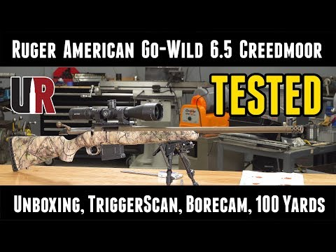 Tested: Ruger American Rifle Go Wild In 6.5 Creedmoor