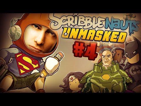 SUPERMAN vs. LEX LUTHOR! - Scribblenauts: Unmasked - Ep. 4