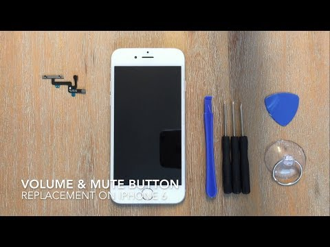 iPhone 6 Volume & Mute Button Replacement Guide
