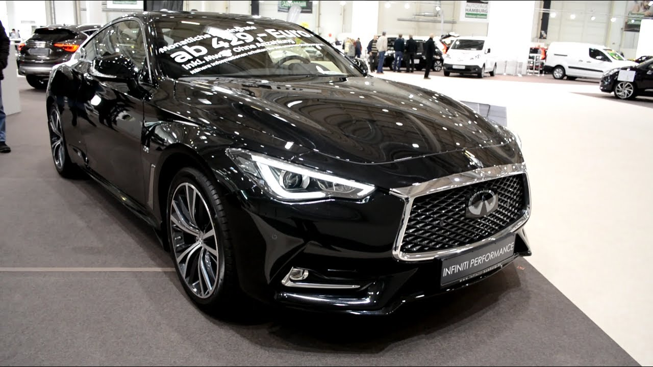 2017 new infiniti q60 coupe premium tech youtube. Black Bedroom Furniture Sets. Home Design Ideas