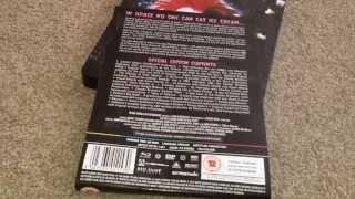 Killer klowns from outer space UK Blu-ray steelbook (Arrow video)