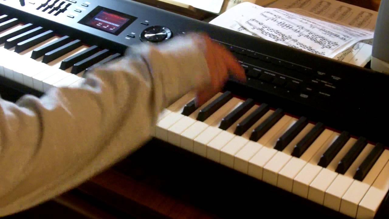 Roland Rd 800 Key Click Youtube