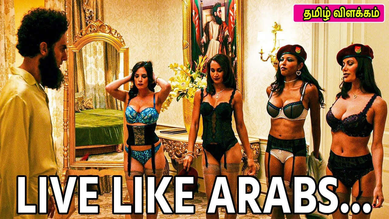 Download THE DICTATOR | Hollywood movie story explained & review | Movie review in Tamil | Screen69