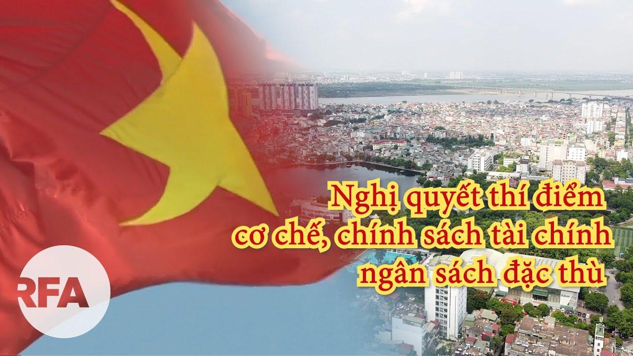 Cơ chế đặc thù cho Hà Nội: dân lo!