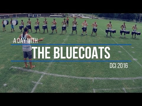 A DAY WITH THE BLUECOATS 2016 | Full Movie